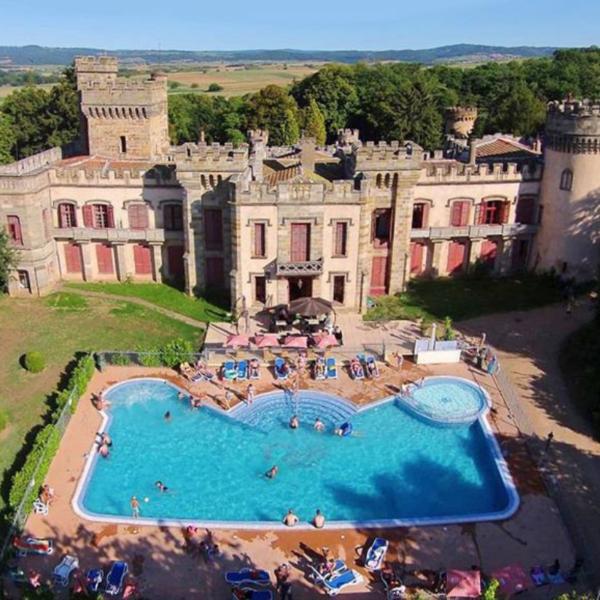 Chateau Camping La Grange Fort Frankrijk