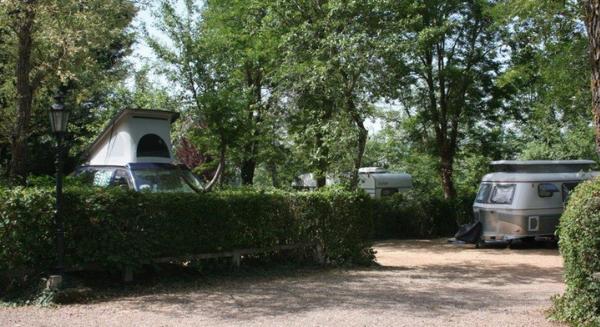 Standplaatsen La Grange Fort